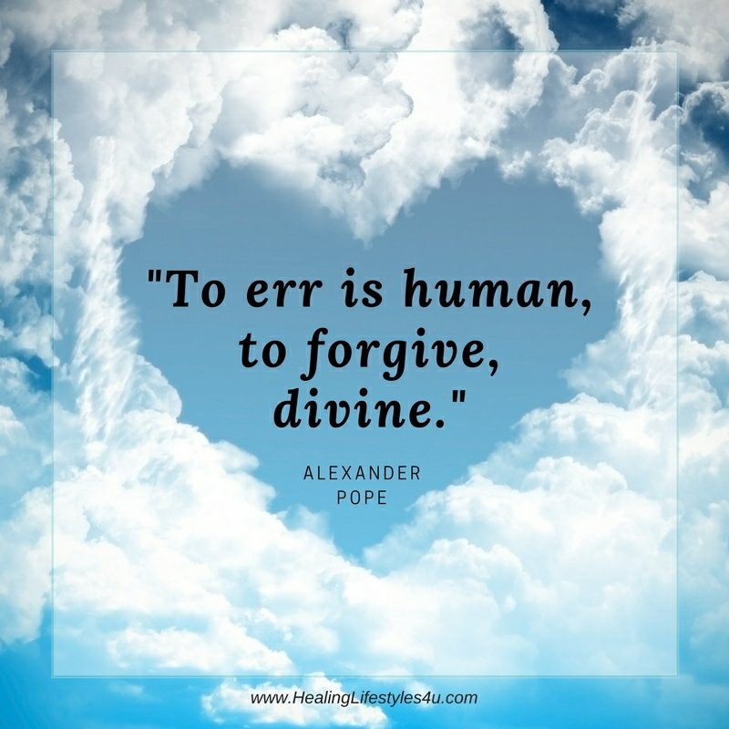 Forgiveness Is Divine Quote: Message From Saul: Everyone's Task Is To Be The Love That